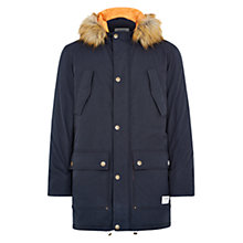 Buy HYMN Bala Arctic Parka, Black Online at johnlewis.com