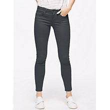 "Buy Jigsaw Richmond 30"" Skinny Jeans, Smoke Online at johnlewis.com"