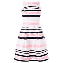 Buy Coast Farah Stripe Millana Dress, Multi Online at johnlewis.com