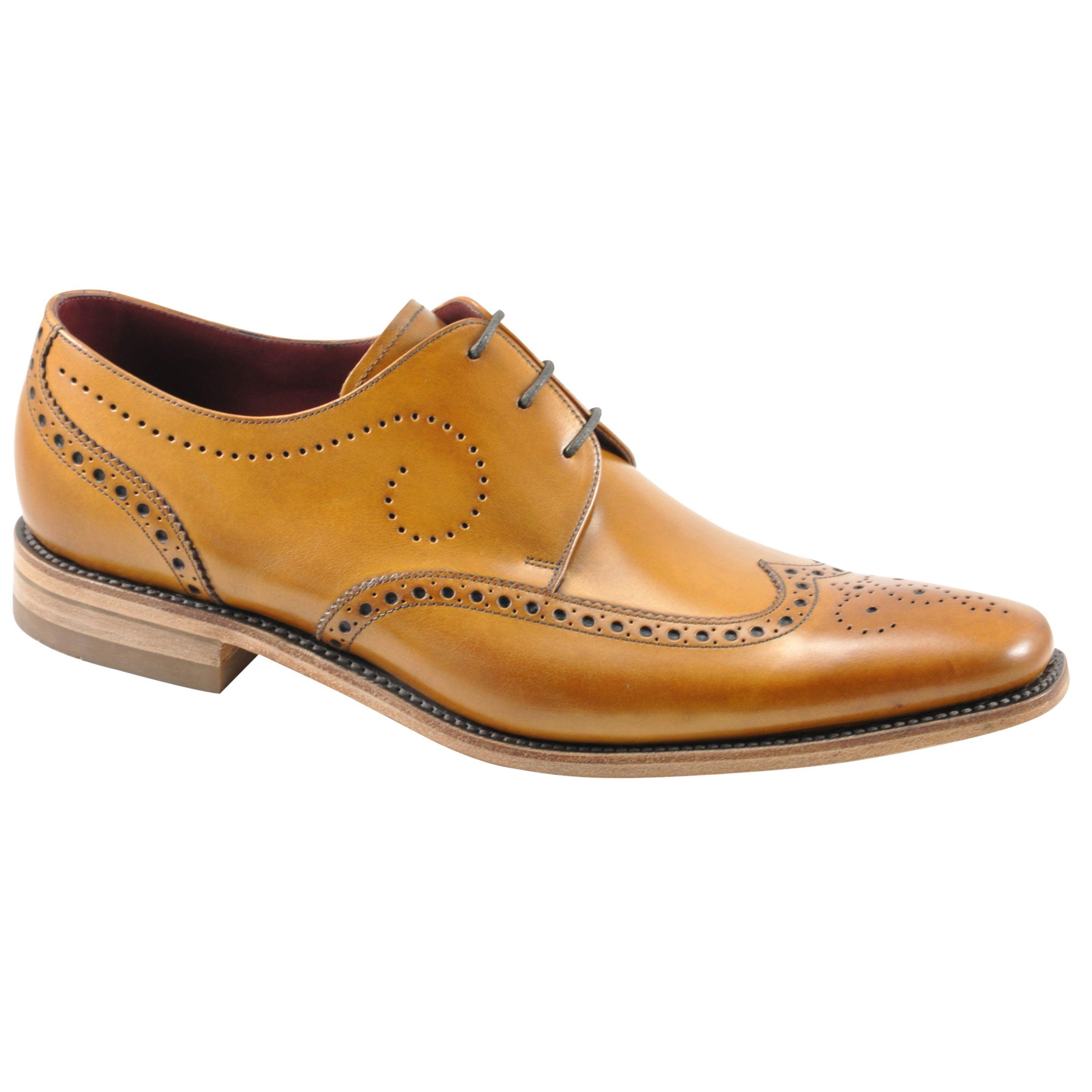 Loake Loake Kruger Derby Shoes, Tan