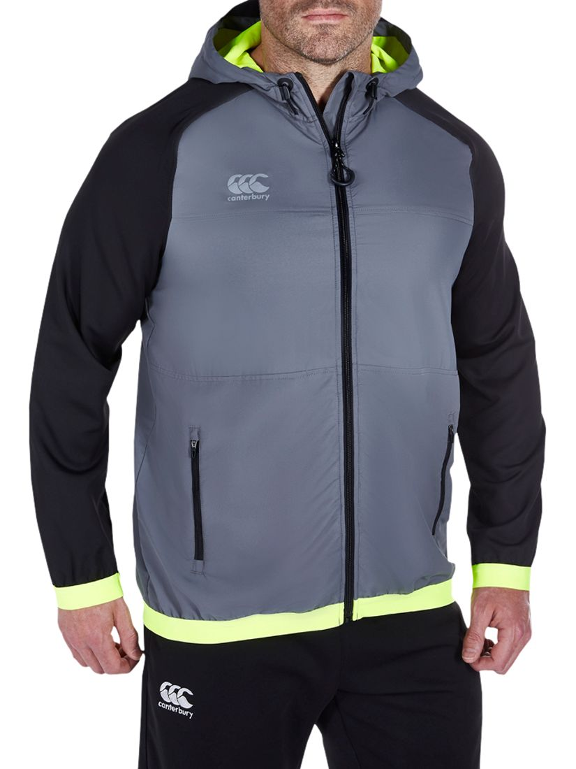 Canterbury of New Zealand Canterbury of New Zealand Lightweight Jacket, Grey