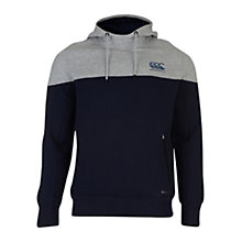 Buy Canterbury of New Zealand VapoShield Hoodie, Peacoat/Pale Grey Online at johnlewis.com