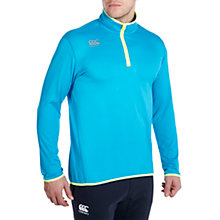 Buy Canterbury of New Zealand Thermoreg Base Layer Top, Atomic Blue Online at johnlewis.com