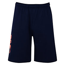 Buy Canterbury of New Zealand Vapodri Cotton Shorts, Navy Online at johnlewis.com