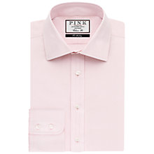 Buy Thomas Pink Frederick Plain Classic Fit Shirt Online at johnlewis.com