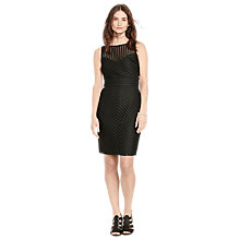 Buy Lauren Ralph Lauren Adonica Dress, Black Online at johnlewis.com