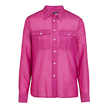 Buy Lauren Ralph Lauren Courtenay Shirt Online at johnlewis.com