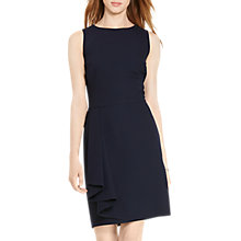 Buy Lauren Ralph Lauren Reggie Sleeveless Dress, Navy Online at johnlewis.com