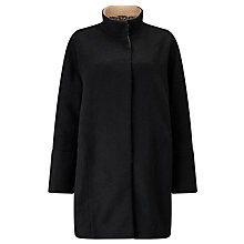 Buy Gerry Weber Wool Mix Coat, Black Online at johnlewis.com