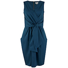 Buy Closet Crossover Dress, Blue Online at johnlewis.com