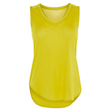 Buy Karen Millen Dipped Hem Vest Online at johnlewis.com