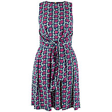 Buy Closet Tile Print Dress, Multi Online at johnlewis.com