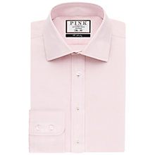 Buy Thomas Pink Frederick Plain Slim Fit Shirt Online at johnlewis.com