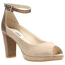 Buy Clarks Kendra Ella Peep Toe Sandals Online at johnlewis.com