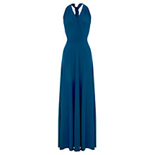 Buy Coast Corwin Multi Tie Dress, Forest Online at johnlewis.com