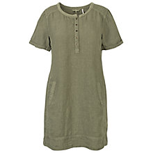 Buy Fat Face Tenby Denim Dress Online at johnlewis.com
