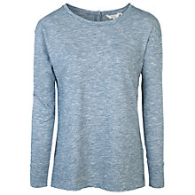 Buy Fat Face Bramley Button Back Top Online at johnlewis.com