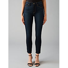 Buy Paige Hoxton Ankle Zip Skinny Jeans, Seneca Online at johnlewis.com