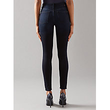 Buy DL1961 Jessica Alba Exclusive Trimtone Skinny Jeans, Kinetic Online at johnlewis.com