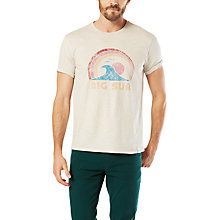 Buy Dockers Graphic T-Shirt, Heather Online at johnlewis.com