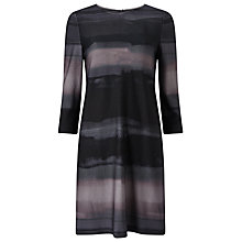 Buy Phase Eight Asha Blurred Print Dress, Multi Online at johnlewis.com
