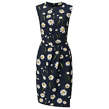 Buy Phase Eight Ashanti Dress, Navy Online at johnlewis.com