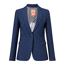 Buy Vilagallo Dover Blazer, Denim Tailor Online at johnlewis.com