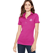 Buy Lauren Ralph Lauren Cora Polo Shirt Online at johnlewis.com