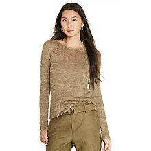 Buy Lauren Ralph Lauren Lindini Jumper Online at johnlewis.com
