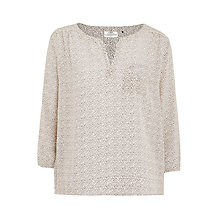 Buy Pyrus Grace Top, Nude Online at johnlewis.com