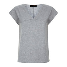 Buy Jaeger Textured Jersey T-Shirt Online at johnlewis.com
