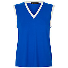 Buy Jaeger Jersey Vest Top Online at johnlewis.com