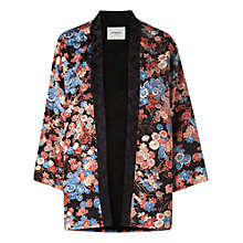 Buy L.K. Bennett Carrie Sunset Flower Jacket, Printed Online at johnlewis.com