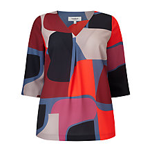 Buy Studio 8 Skye Blouse, Multi Online at johnlewis.com
