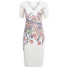 Buy Damsel in a dress Kew Placement Dress, Multi Online at johnlewis.com