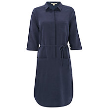 Buy White Stuff Utility Shirt Dress, Mount Blue Online at johnlewis.com