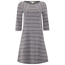 Buy White Stuff Wilding Jersey Dress, Mount Blue Online at johnlewis.com