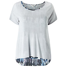Buy Studio 8 Klarissa Top, Grey/Multi Online at johnlewis.com