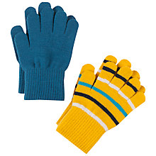 Buy Polarn O. Pyret Baby Gloves, Pack of 2 Online at johnlewis.com