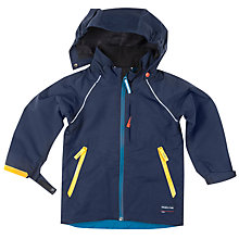 Buy Polarn O. Pyret Childrens' Shell Coat Online at johnlewis.com