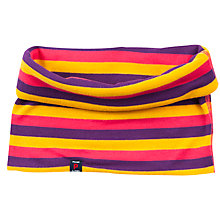 Buy Polarn O. Pyret Baby Striped Neck Warmer, Multi Online at johnlewis.com