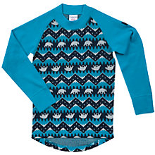Buy Polarn O. Pyret Childrens' Alpine Top Online at johnlewis.com