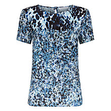 Buy Fenn Wright Manson Animal Flower Cosmic Top, Blue Online at johnlewis.com