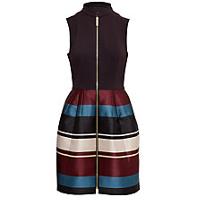 Buy Ted Baker Persis Dress, Black Online at johnlewis.com