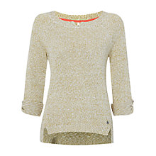 Buy White Stuff Bluebell Jumper, Nectar Yellow Online at johnlewis.com