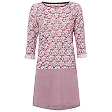 Buy White Stuff Souvenir Tunic, Mon Purple Online at johnlewis.com