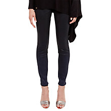 Buy Ted Baker Ombre Wash Denim Jeans, Navy Online at johnlewis.com