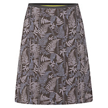 Buy Fat Face Bright Side Skirt, Wedding Grey Online at johnlewis.com
