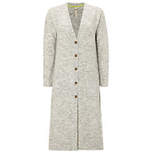 Buy White Stuff Forest Fruits Cardigan, Wolf Grey Online at johnlewis.com