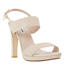 Buy Dune Maye High Heel Sandals Online at johnlewis.com